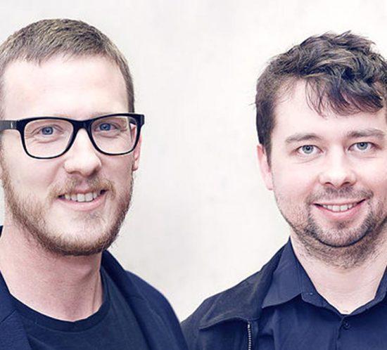 Daniel Thiel und Bastian Wildenhues
