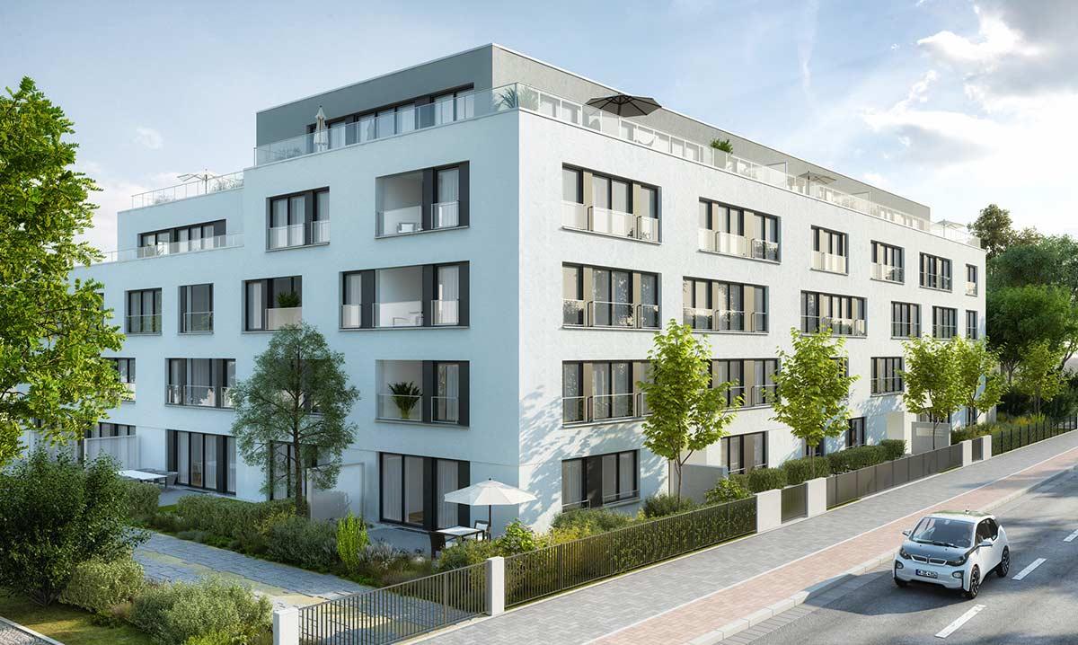 Slider Hochufer München Immobilienprojekt