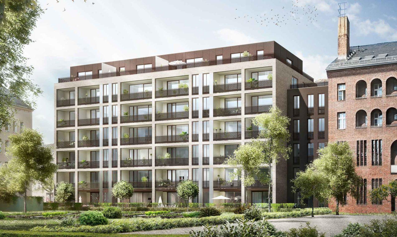 Berlin Livingstone Immobilienprojekt Berlin