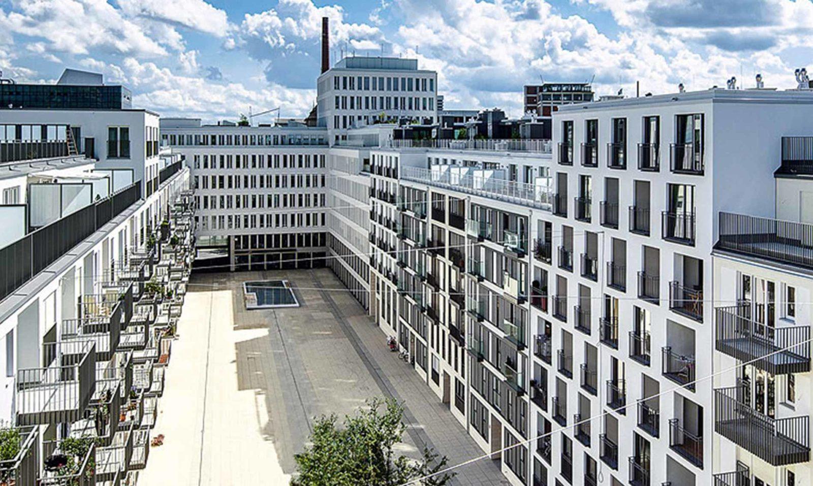Nymphenburger Höfe München Immobilienprojekt
