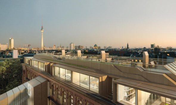 Vermarktung Opernlofts Berlin