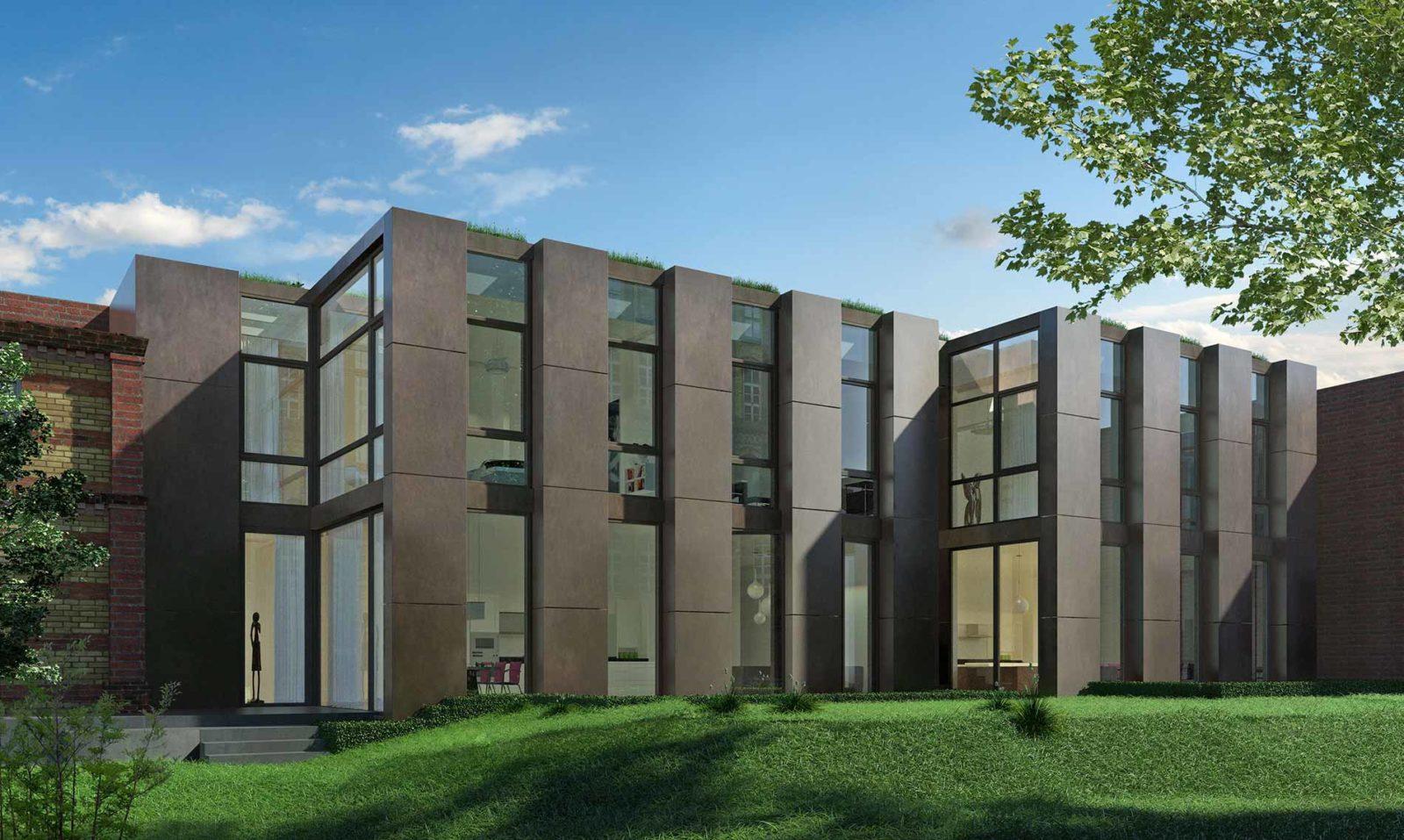 Berlin Opernlofts Immobilienprojekt