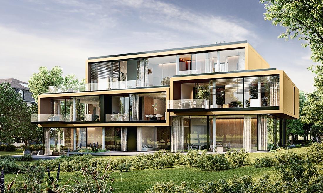 Immobilien Projekte Koenigsallee