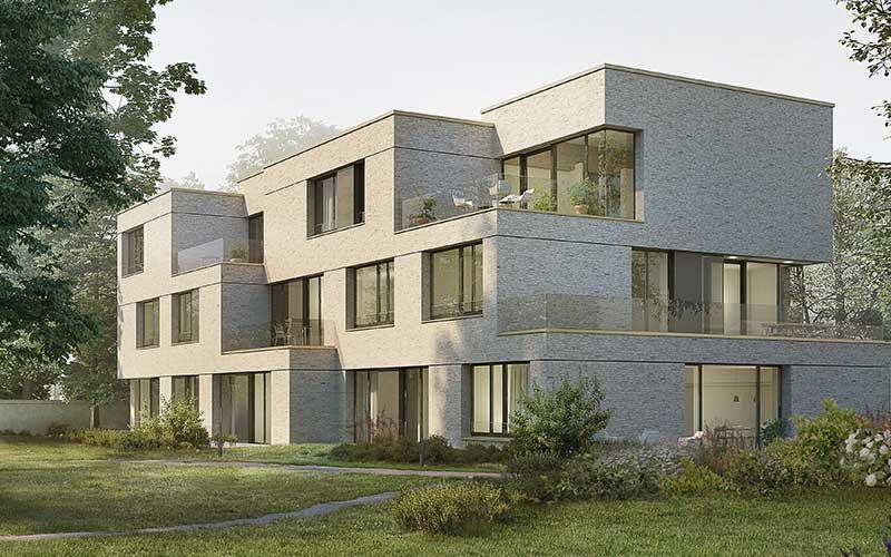 Penthouse in München - Projekt Will N°16
