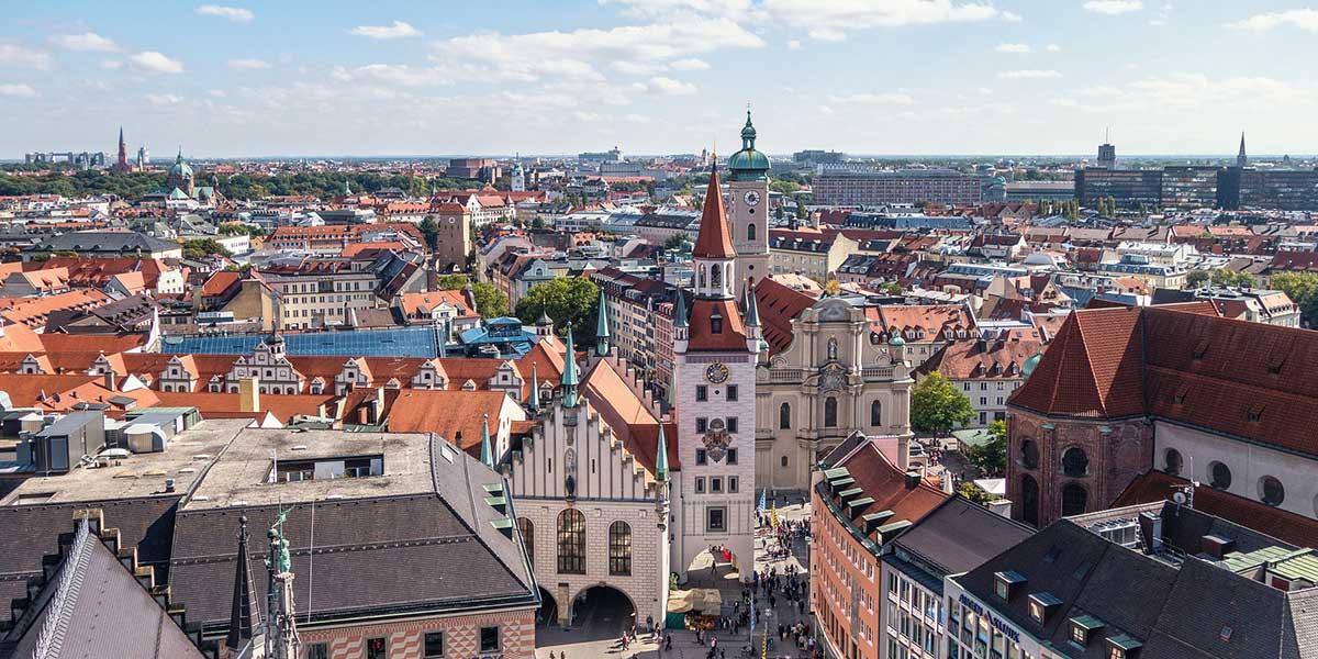 Wohnung in München in bevorzugter Stadtlage