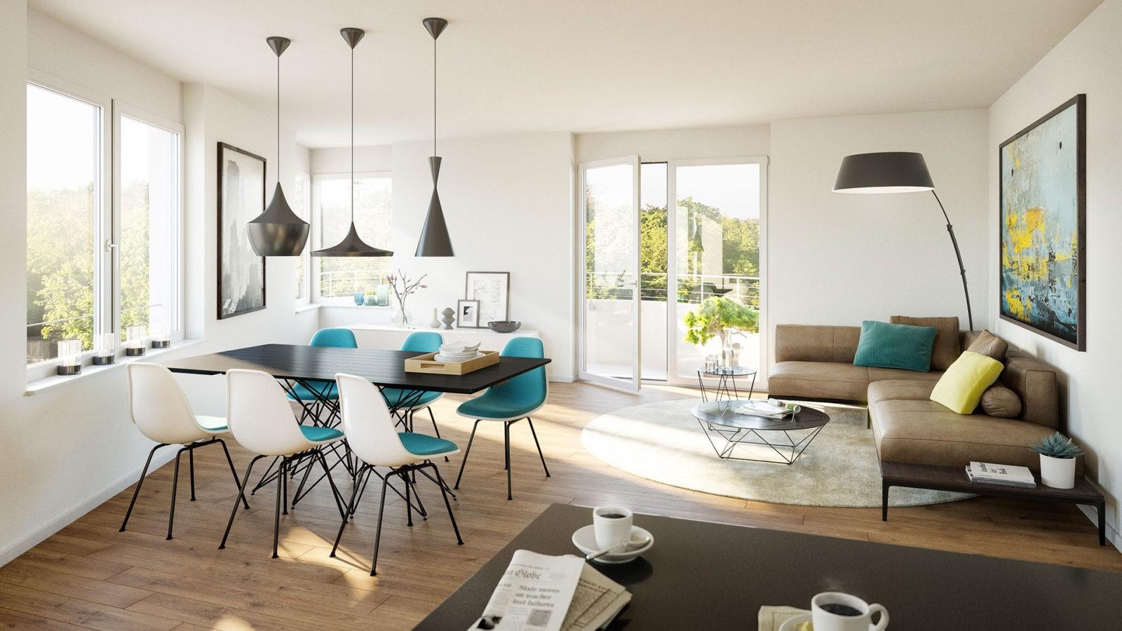City-Apartment in München kaufen