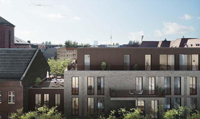 Neubauprojekt Berlin Livingstone