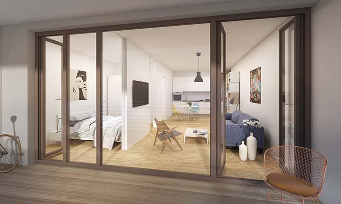 Neubauwohnungen in Berlin Livingstone