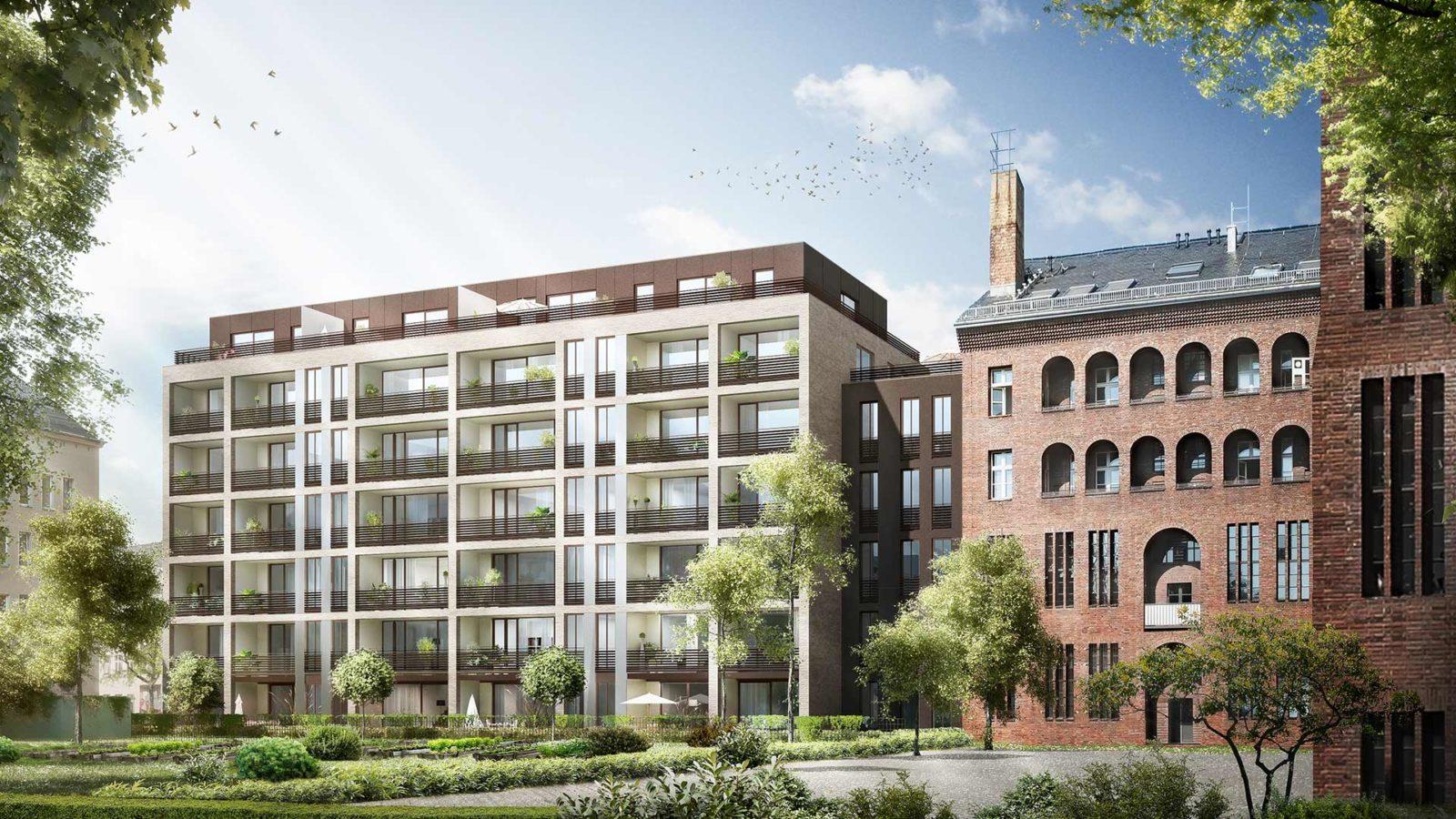 Neubauwohnungen in Berlin kaufen