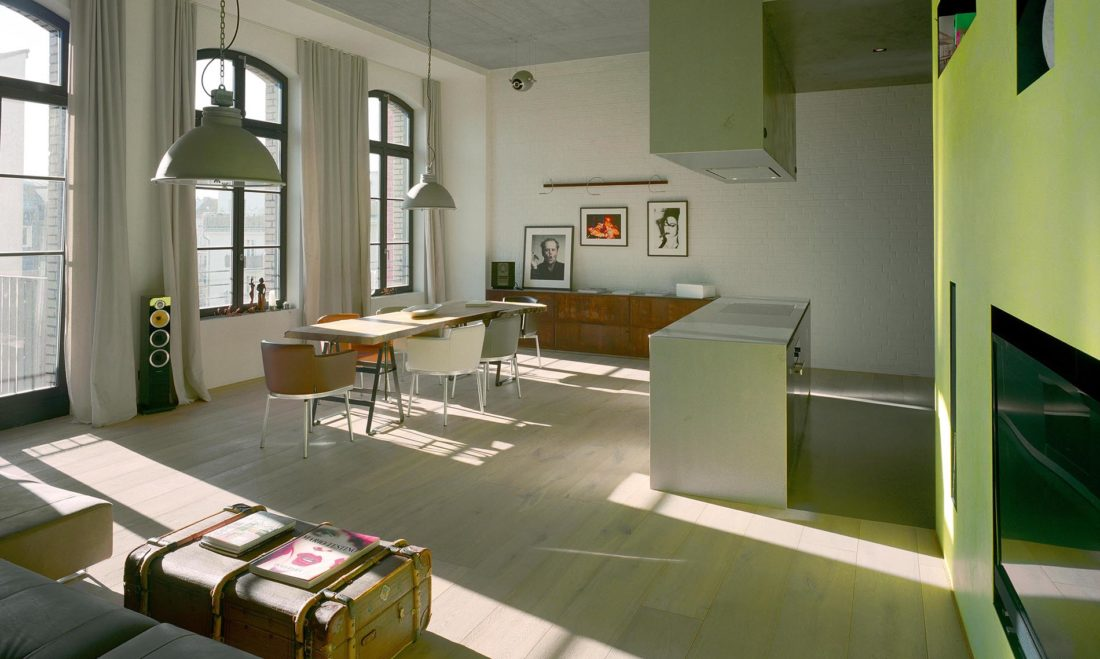 Opernlofts | Interior und Design