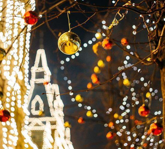 INVENTIO Projectpartner wünscht frohe Weihnachten