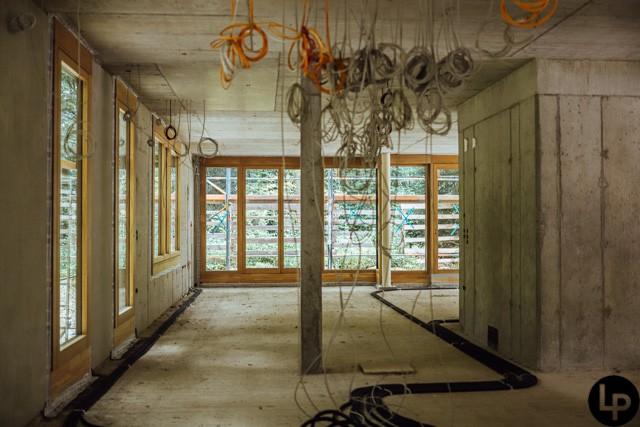 Baufortschritt im Projekt WILL N° 16