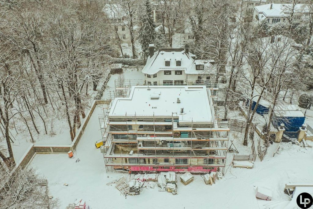 Haus A Willroider Strasse in Muenchen Harlaching