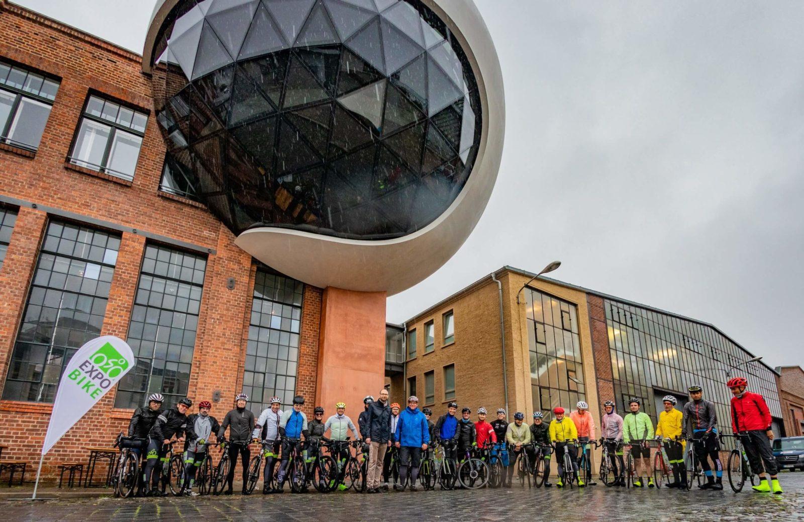 Expo Bike Etappe Leipzig