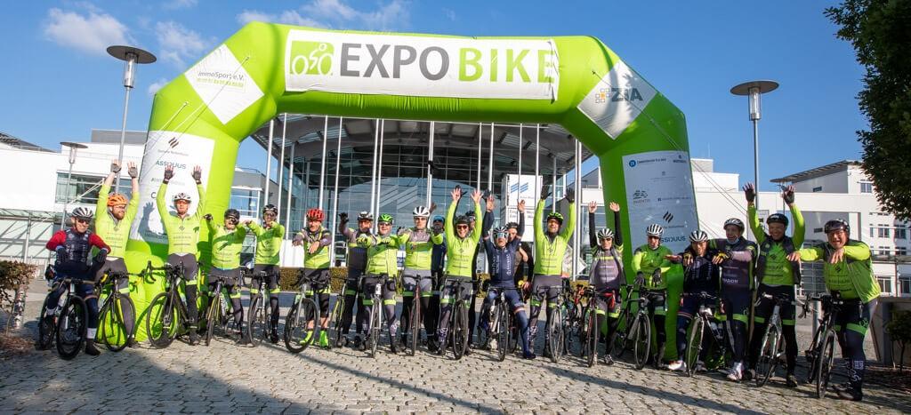 Expo Bike Abschluss in München